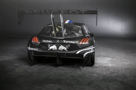 Peugeot to Return to Pikes Peak with Its Stunning 208 T16—And