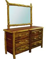 6 Drawer Dresser With Mirror by Bargains On Isabella 6 Drawer Dresser With Mirror Color Samba Red