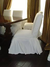 Skirted Parsons Chair Slipcovers by Parsons Chair Slipcovers Ideas U2014 Jen U0026 Joes Design How To