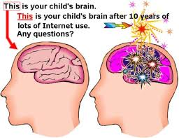 The Internet Seems Like It Is Ruining Young Brains