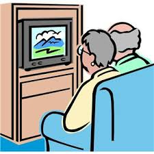 325x325 Watching The News Clipart Amp Clip Art Images