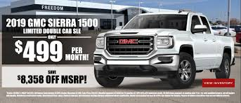 Freedom Buick GMC Truck In Odessa, TX | Serving Midland, Andrews And ...
