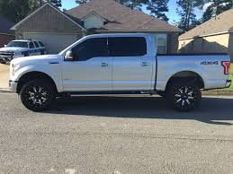 100 Ford Truck Problems Any Problems With 25 Leveling Kit F150 Forum Community