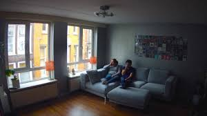 ikea nockeby sofa assembly youtube