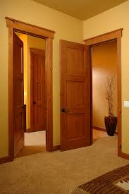 Rustic Craftsman Style Interior Doors