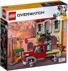 100 Lego Fire Truck Games LEGO Overwatch 75972 Dorado Showdown
