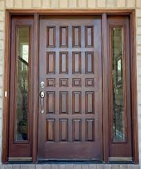 Simple New Models Of Houses Ideas by Best 25 House Door Design Ideas On Wood