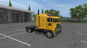CATKENWORTH K100 AND TRAILER V1.1 For LS 17 - Farming Simulator ... Cat Ct660 Interior A Photo On Flickriver Equipment Finance Services Truck Fancing Caterpillar_0jpg 382000 Cat Trucks Pinterest Biggest Truck Holt Centers Fort Worth Google Volvo Fh Semi Hauls Excavator On Flat Trailer Editorial Dump Trucks For Sale In Alabama Together With Or 1 64 7 Signs Your Engine Is Failing Truckers Edge Driving The New Ct680 Vocational News 2011 Caterpillar Ct630 Semi Tractor Transport G Hd Wallpaper 23659 105 Best Images Cars And Lorry