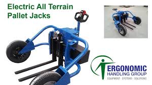 Electric Off Road Indoor Outdoor Pallet Jack - Conhersa EH2 ... Rough Terrain Sack Truck From Parrs Workplace Equipment Experts Narrow Manual Pallet 800 S Craft Hand Trucks Allt2 Vestil All 2000 Lb Capacity 12 Tonne Roughall Safety Lifting All Terrain Pallet Pump 54000 Pclick Uk Mini Buy Hire Trolleys One Stop Hire Pallet Truck Handling Allterrain Ritm Industryritm Price Hydraulic Jack Powered
