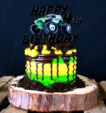 100 Monster Truck Birthday Party Supplies Grave Digger Free Printable SugarPartiesLA