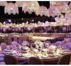 Wedding reception When you want to make a statement