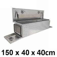 100 Top Side Tool Boxes For Trucks Aluminium Box 3 Door Ute Truck Storage Trailer Box Camper