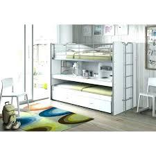 lit mezzanine bureau blanc lit sureleve blanc lit mezzanine design lit mezzanine avec