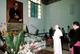 Archbishop Oscar Romero declared a martyr by Pope Francis