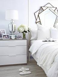 Ikea Edland Bed by Ikea Nightstand Transitional Bathroom Hgtv