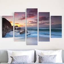 leinwandbilder 5 teilig kaufen bilderwelten