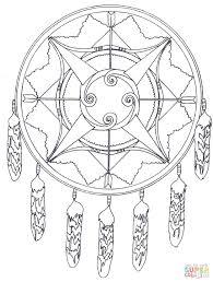 Mandala Coloring Book Pdf Download Native Bows Arrows Pages Nature Mandalas Full Size