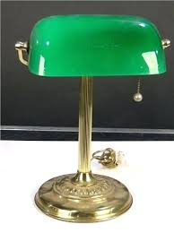 Bankers Table Lamp Green by Traditional Desk Lamps Green With Bankers Lamp Handmade Antique