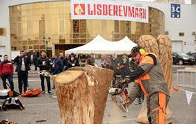 lisderevmash exhibition of machinery and equipment for