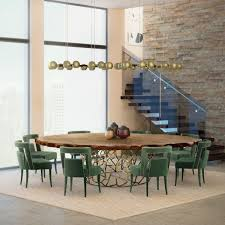 Artwood Round Dining Table Regent Light Concrete