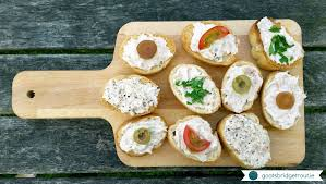 pate canapes goatsbridge trout pate canapes recipe