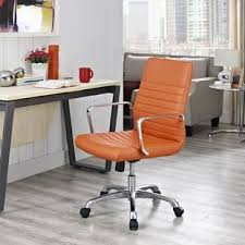 Orange fice Chairs