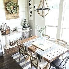 Farmhouse Dining Room Decor More A Ideas