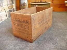 Wood Crate Antiques