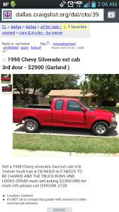 Craigslist Stories, Deals, And Whores [Archive] - Page 2 - DFW ... Exclusive Craigslist Houston Texas Car Parts High Definitions Dallas Fort Worth Gmc Buick Classic Arlington Is The Dealer In Metro For New Used Cars Roseburg And Trucks Available Under 2000 Truck And By Owner Image 2018 Bruce Lowrie Chevrolet Cute Customized Pictures Inspiration Tsi Sales Tool Boxes Ford Enthusiasts Forums Sale Green Bay Wisconsin Autos Best Dinarisorg