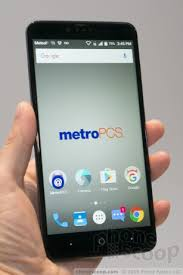 Hands with the ZTE Z Max Pro for MetroPCS Phone Scoop