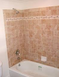 shower wall tile effect lit up your bathroom with beautiful