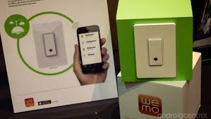 Belkin introduces WeMo light switch control your household
