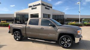 Pre-Owned 2015 GMC Sierra 1500 SLE Crew Cab Pickup In Euless ... 2019 Gmc Sierra Gets Carbon Fiber Pickup Box More Tech Digital Trends 1966 Truck Duane Stizman Hot Rod Network Auto Review 2017 Denali 1500 Pickup Performs Like A Pro Trucks Near Fringham Ma Swanson Buick 2015 Reviews And Rating Motortrend Uerstanding Cab Bed Sizes Eagle Ridge Gm Choose Your 2018 Heavyduty 1954 Chevygmc Brothers Classic Parts 1968 Gmcchevrolet Truck The New 2016 Will Feature More Aggressive In Southern California Socal New Canyon 4wd All Terrain Wcloth Crew