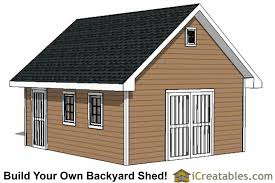 Saltbox Shed Plans 2 Keys To Consider by 16x20 Shed Plans Build A Large Storage Shed Diy Shed Designs