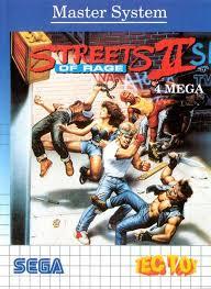 Streets of Rage 2 Box Shot for Sega Master System GameFAQs