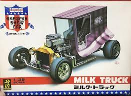 100 The Milk Truck American Show Car Doyusha 1976