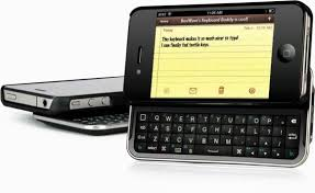 Slide Out Keyboard Buddy iPhone 4 Case INFMETRY