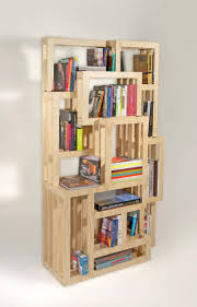 Wall Mounted Bookshelves Decoration Modern Bookshelf Wall Hanging