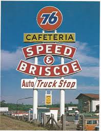 Union 76 Truckstop | Gas Stations And Truck Stops Of Days Gone By ...