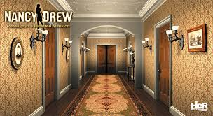 Nancy Drew Message In A Haunted Mansion Hi Res Widescreen Hallway
