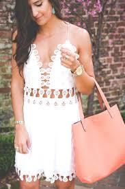 white lace mini dress a southern drawl