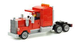 LEGO Semi Truck. MOC Building Instructions - YouTube Lego City Race Car Transporter Truck Itructions Lego Semi Building Youtube Tow Jet Custom Vj59 Advancedmasgebysara With Trailer Instruction 6 Steps With Pictures Moc What To Build Legos Semitrailer Technic And Model Team Eurobricks And Best Resource
