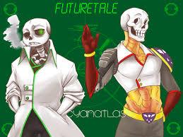 UNDERTALE Futuretale By CyanAtlas On DeviantArt