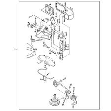 John Deere 48c Mower Deck Manual by John Deere Blower Assembly For 48 Inch And 54 Inch Mower Bm19090
