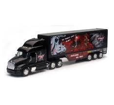 100 Toy Peterbilt Trucks Professional Bull Riders Semi Truck Trailer 132 Scale By