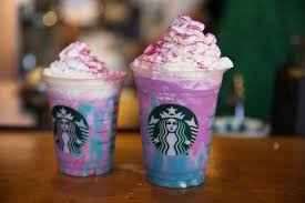The Case Of Unicorn Frappuccino How Starbucks Leaves Marketing To Its Customers