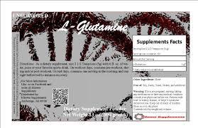 Glutamine Before Bed by L Glutamine Powder Unflavored 60 Servings