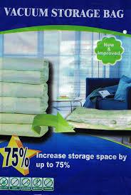 100 24 Casa Mk 50 PACK Space Saver Vacuum Storage Bags Jumbo Size 51X40