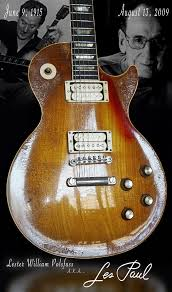 My Experiments In Relic Aging A Goldtop With Pics