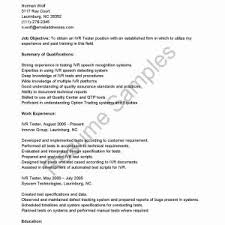 Selenium Resume Updated Confortable Sample Experience Also